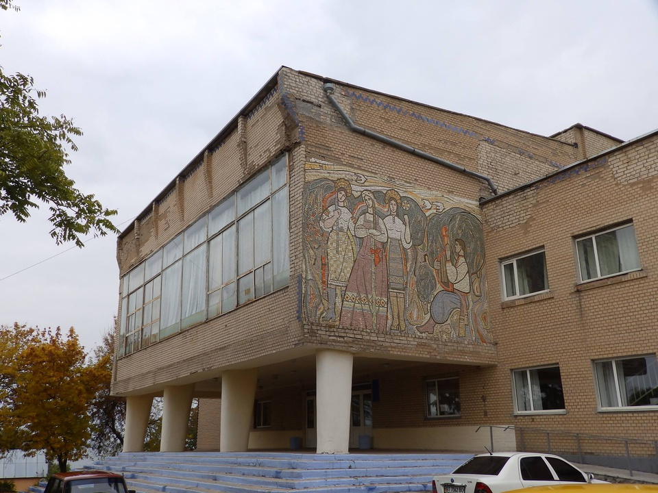 Recreation centre. Gornostaivka
